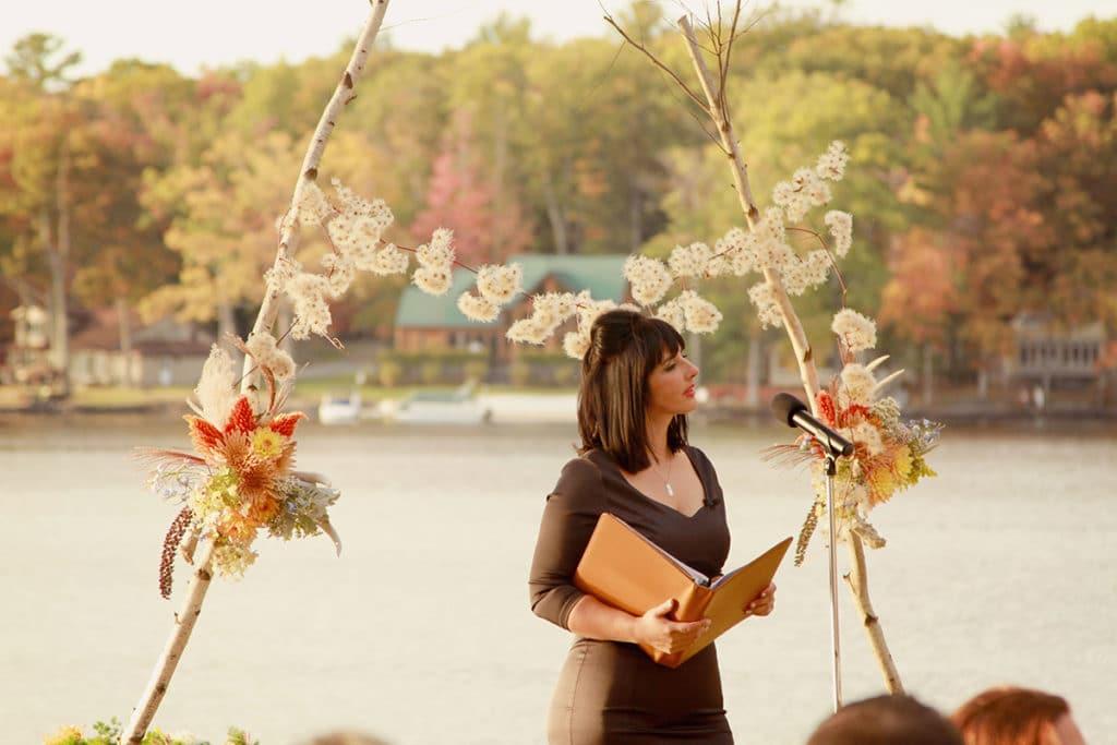 alisa tongg celebrant woodloch wedding kindered souls photogrpahy