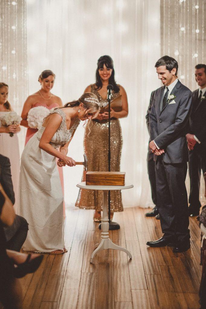 ashley nails alisa tongg celebrant front palmer wedding pat robinson photography