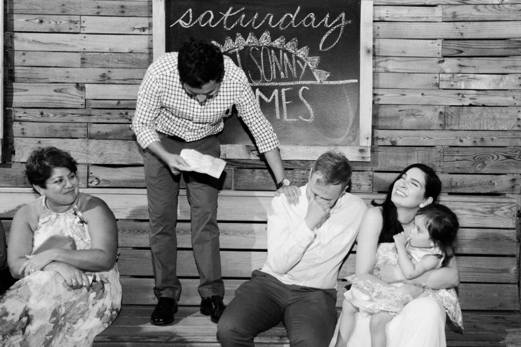 bestman toast morgans pier alisa tongg celebrant race street peir philadelphia wedding emily wren photography