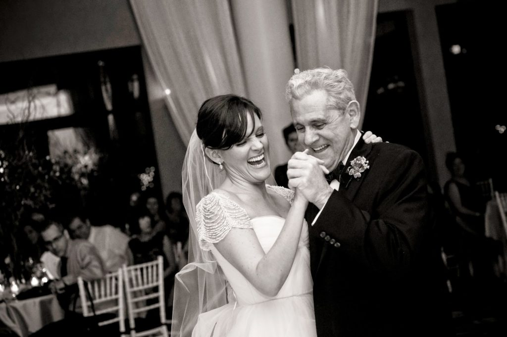carly and her father dance alisa tongg celebrant heather fowler photography