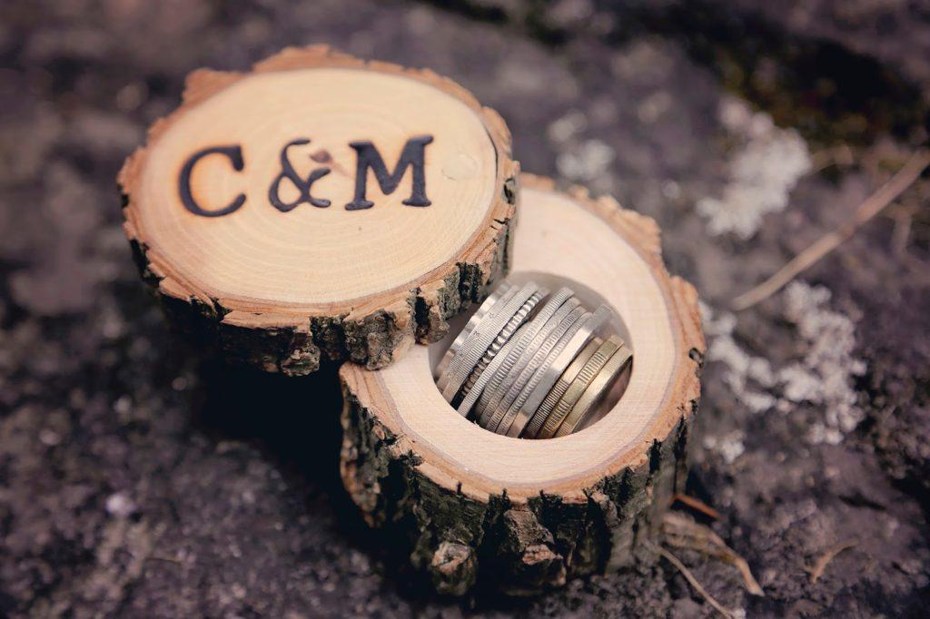 christian and michael arras box woodloch wedding alisa tongg celebrant kindered souls photography