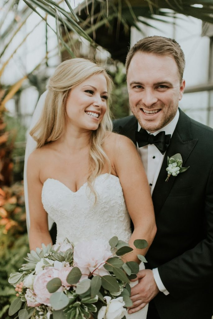 colleen and dan alisa tongg celebrant horticultural center wedding m2 photography