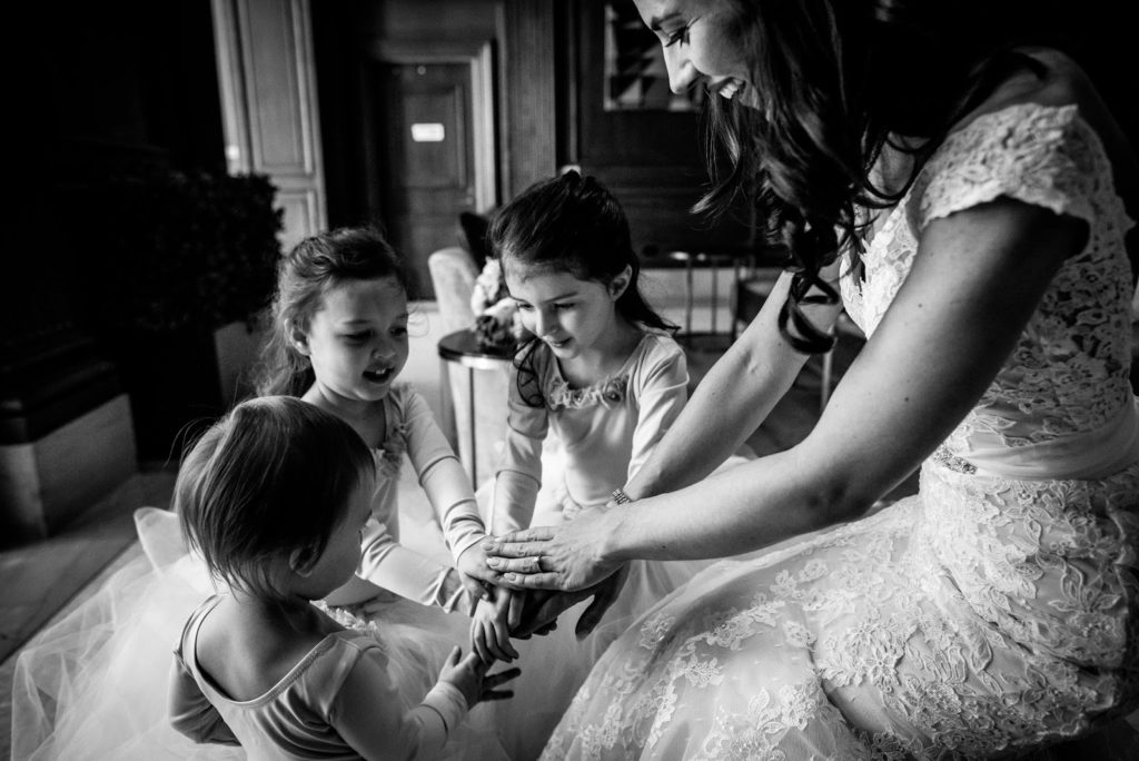 flowergirl power alisa tongg celebrant front palmer werth photography copy