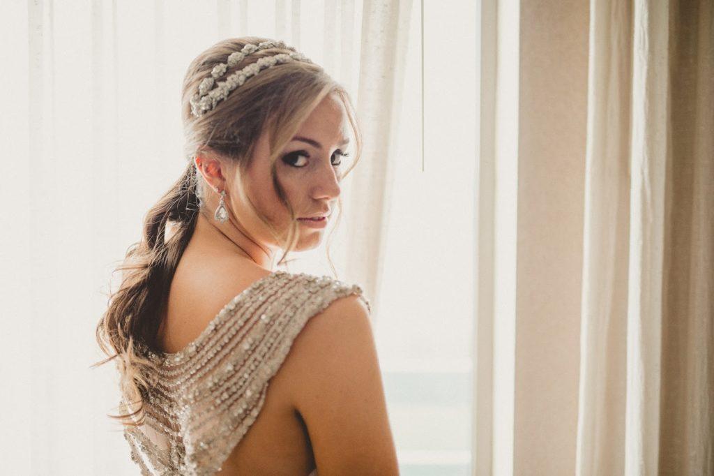 greek goddess ahsley briday portrait Alisa Tongg Celebrant Front Palmer wedding Pat Robinson Photography