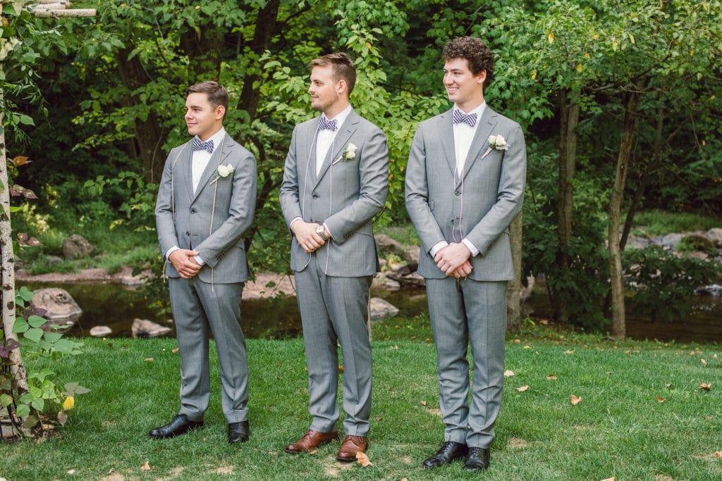 groomsmen handfasting harper parker photography