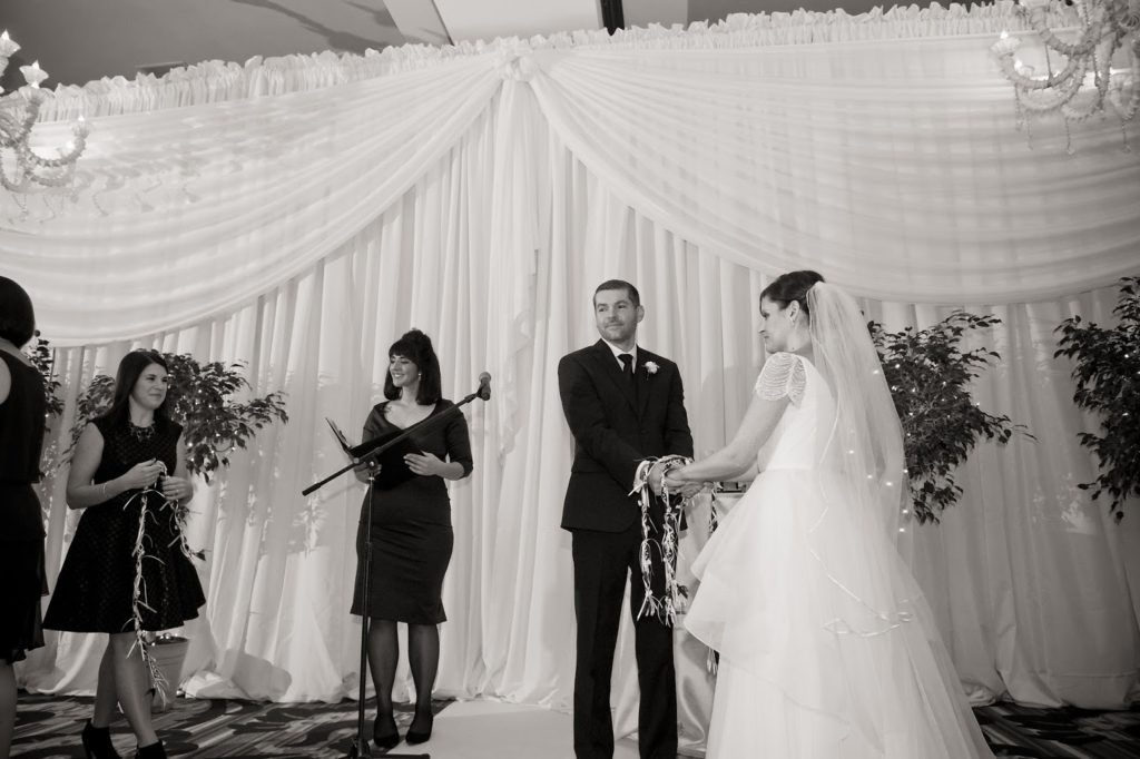 handfasting family black and white vie cescaphe wedding alisa tongg celebrant heather fowler photography copy