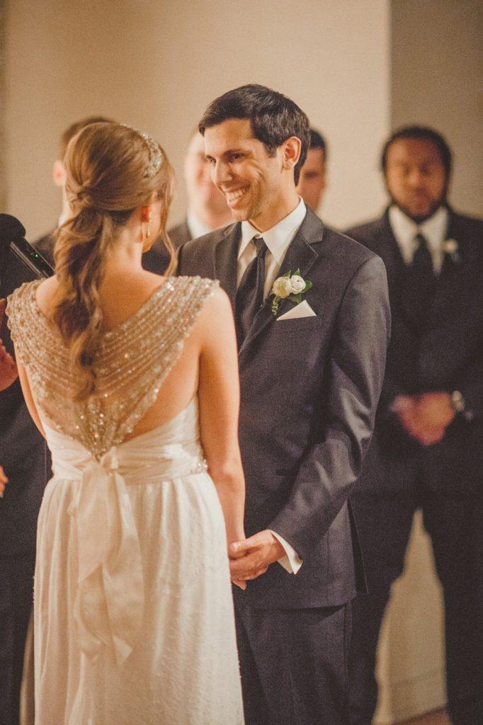 jon looks at ashley alisa tongg celebrant front palmer wedding pat robinson photography