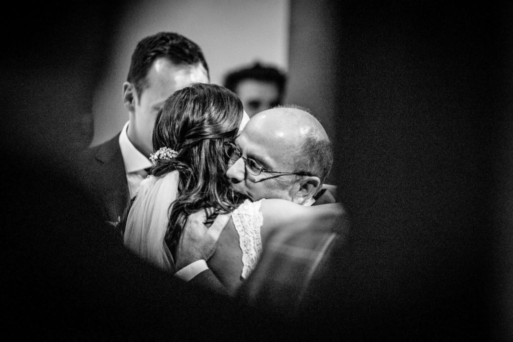 kate and her father alisa tongg celebrant front palmer werth photography