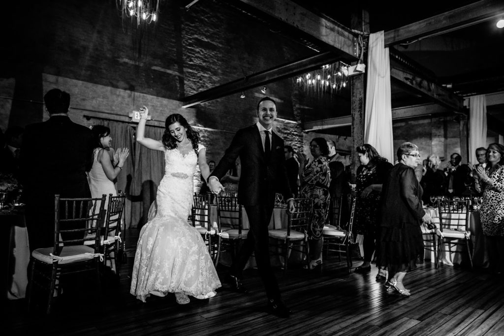 party time alisa tongg celebrant front palmer werth photography
