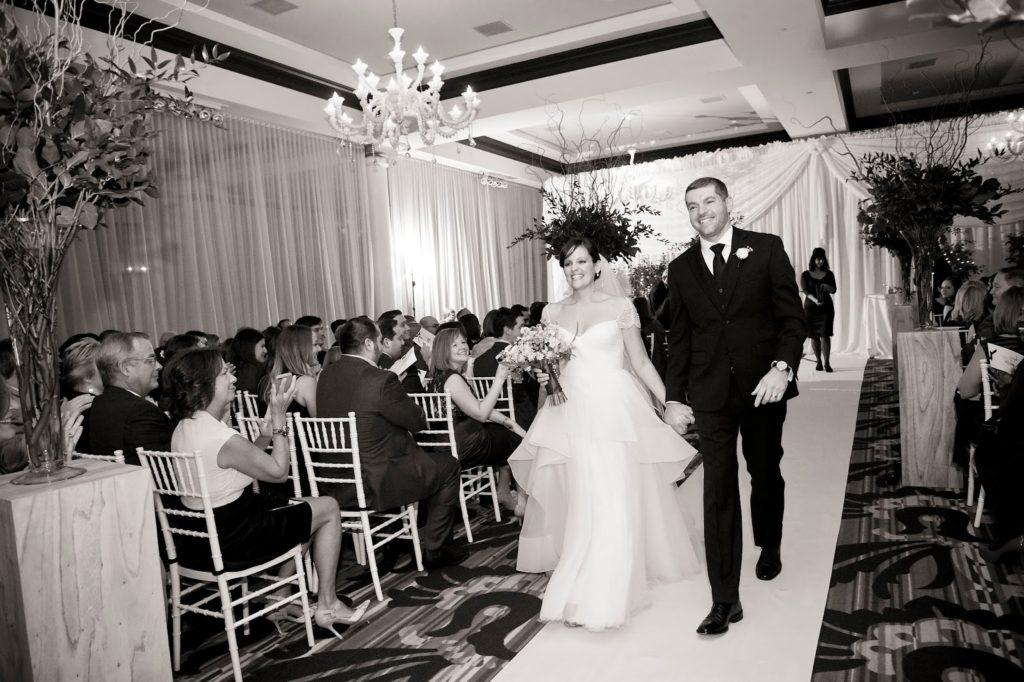 recessional vie wedding alisa tongg celebrant heather fowler photography