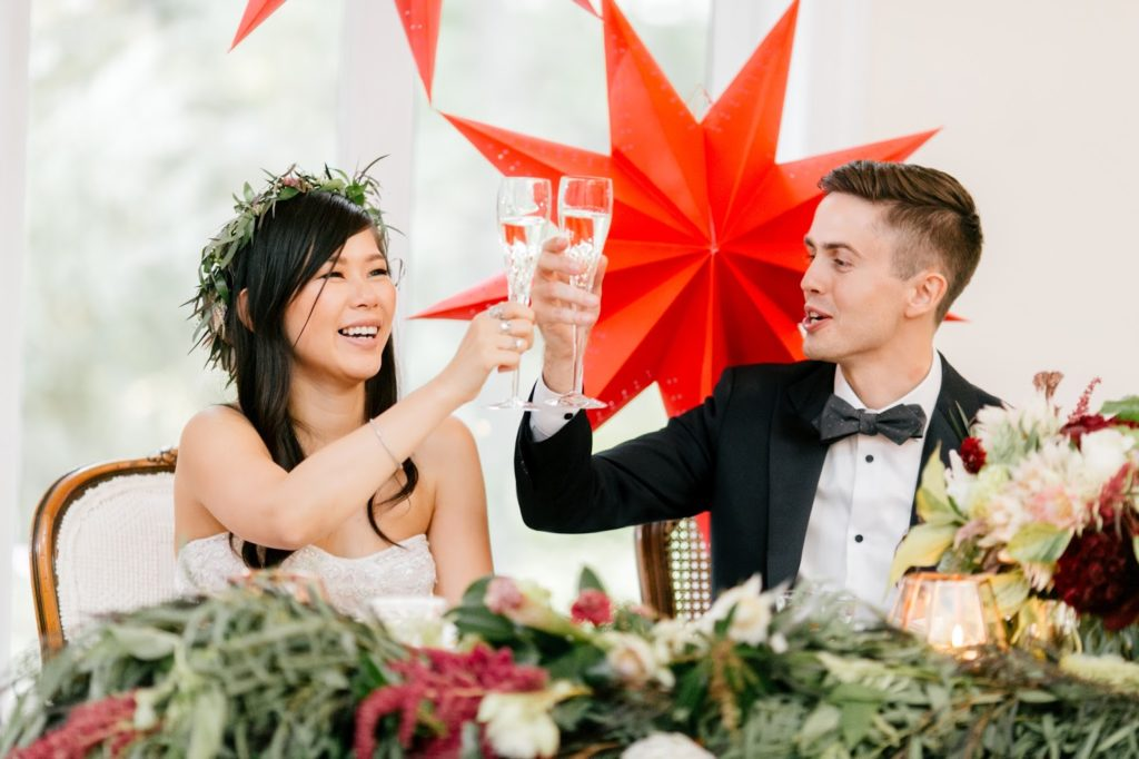 red star cheers alisa tongg celebrant emily wren photography