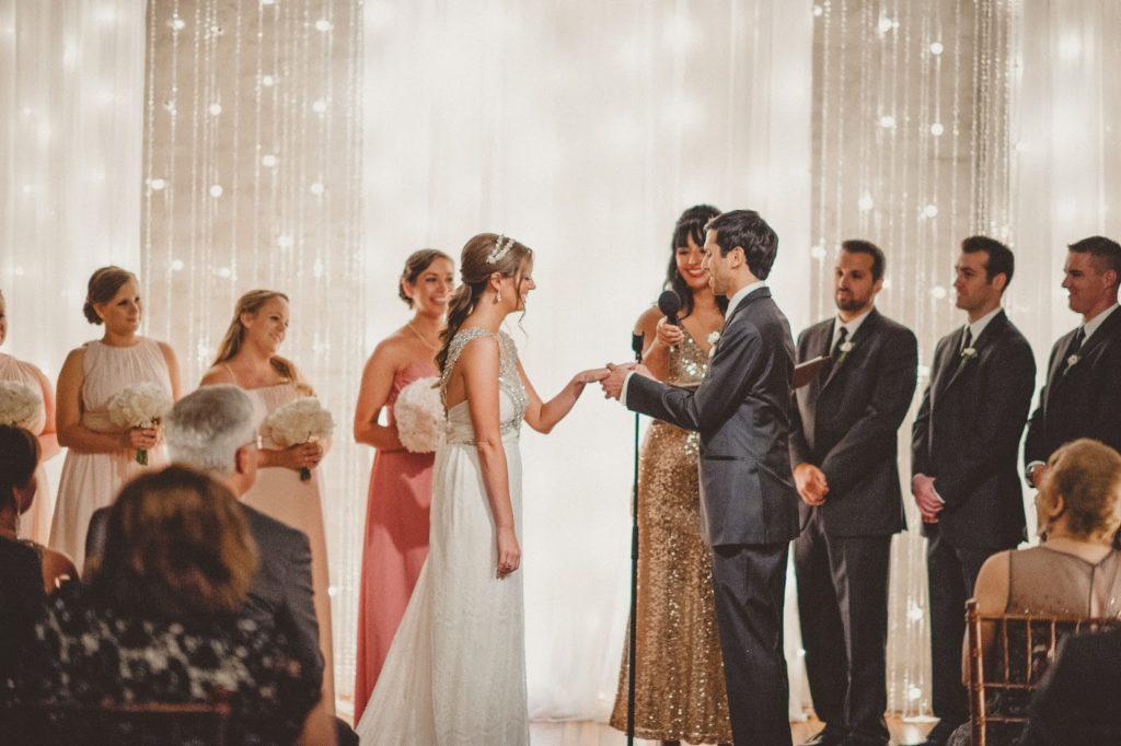 ring exchange alisa tongg celebrant front palmer wedding pat robinson photography