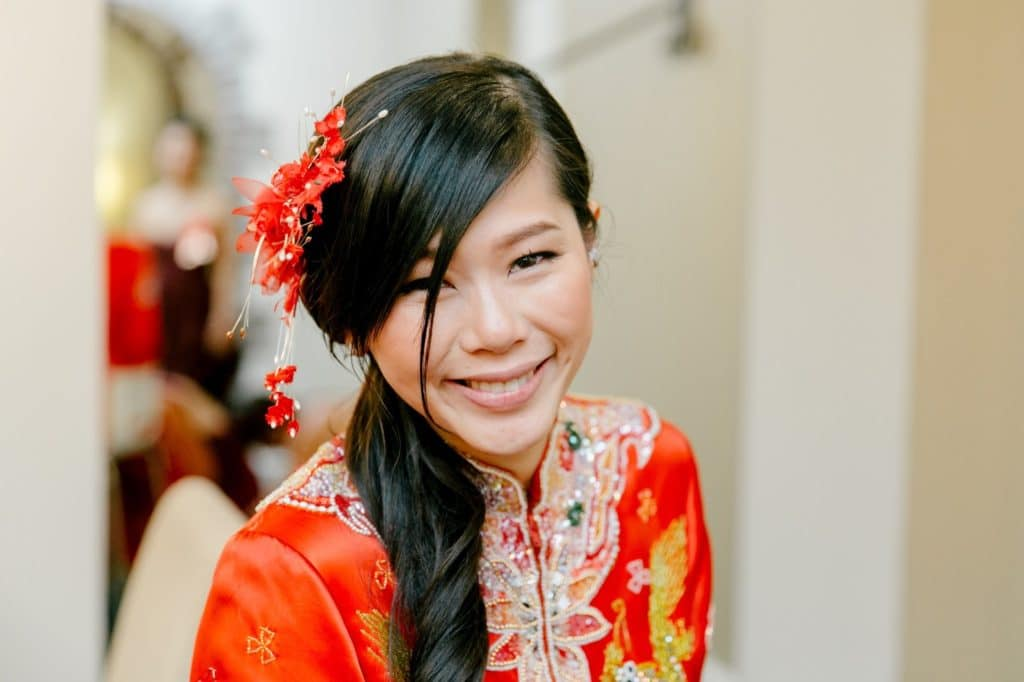 susan in traditional chinese red alisa tongg celebrant emily wren photography