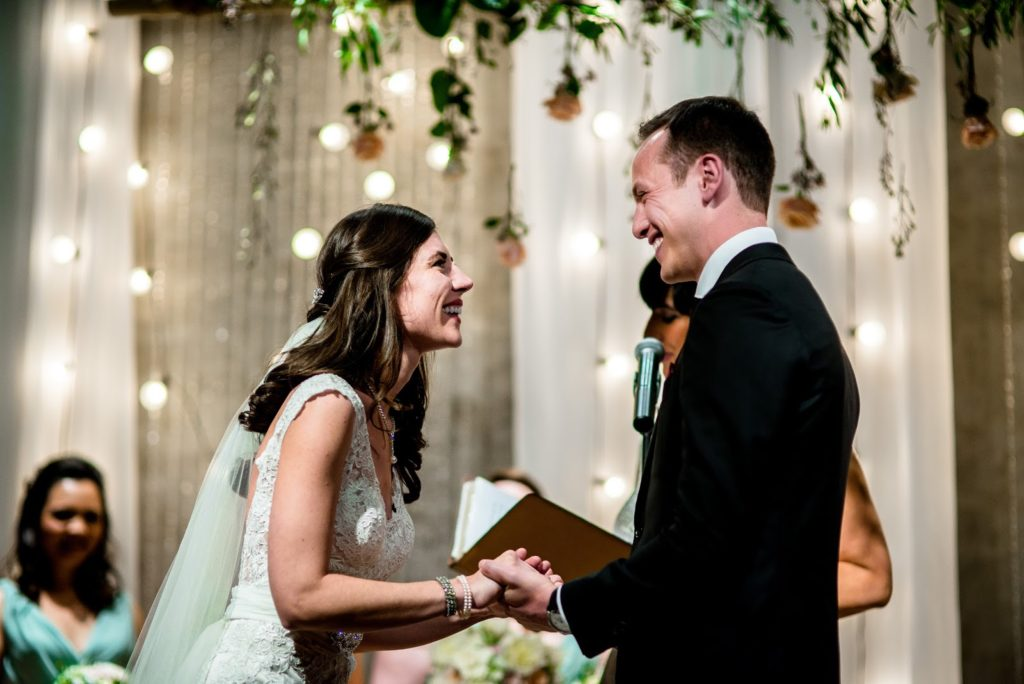 vows alisa tongg celebrant front palmer werth photography