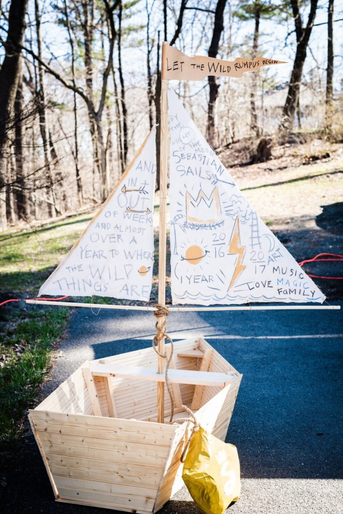 where the wild things are adventure boat alisa tongg celebrant baby blessing and birthday amanda brooke photography