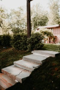 stone steps at promise ridge MaeCo Photography